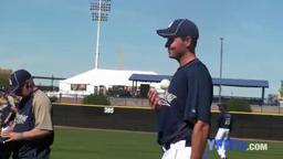 ChrisYoung Princeton grad, pro baseball player San Diego Pad