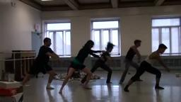 Ensemble Dance/Pilar Castro Kiltz,Princeton '10 April 17th