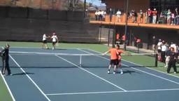 Princeton Tennis defeats Brown 4.7.12