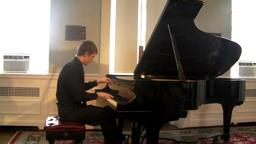 Westminster Ray Nugent piano recital - 4/14/12