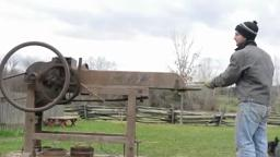 HorseTreadmill at Howell Living History Farm Hopewell NJ