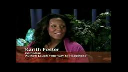 KarithFosterGuest Comedienne on Kari Adams Show