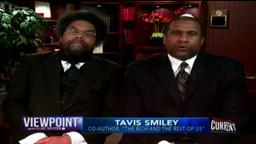 Princeton's Cornel West & Travis Smiley challenge a 'biparti