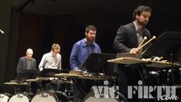 SoPercussion Princeton University performs May2 Princeton