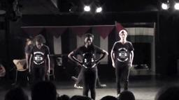 PalestineCulturalFestival Princeton U — The Highsteppers