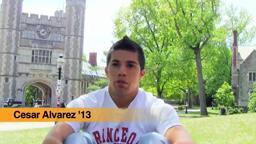 A Princeton Story The Alvarez Family