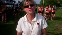 Princeton Rowing Head Coach Lori Dauphiny
