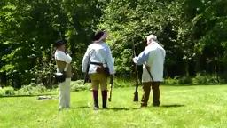 Howell Farm Revolutionary Reenactment