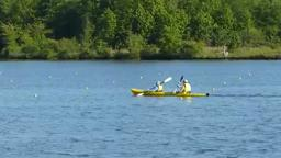 Mercer Lake Boating