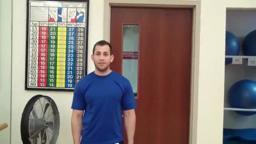 PrincetonFitness and Wellness Training Tip Andrew Lindsay