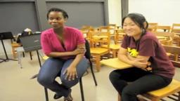 Princeton's African a cappella: Umqombothi