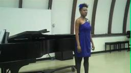 WestminsterJuniorRecital Jasmine Jones Westminster Choir College