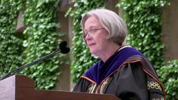 PresidentTilghman's PrincetonCommencement Speech - Excerpts
