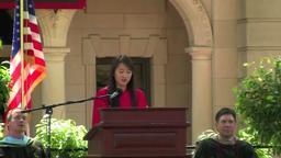 HunValedictory Phoebe Huang `12 Hun School of Princeton