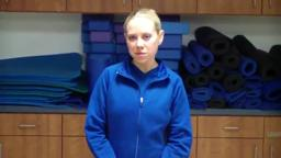 PrincetonFitness Training Tip from Amber Robinson