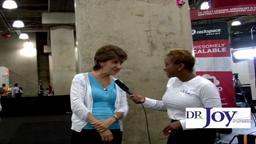 Dr. Joy of Princeton Community TV on TeenTravelTalk.com