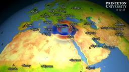 GlobalShakeMovie 5.7, LOCATION: EASTERN MEDITERRANEAN SEA
