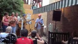 Halo Pub Street Music Princeton 7.11.2012