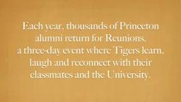 GoinBackPrinceton Reunions 2012 Princeton