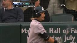 Yanks Ichiro Debut