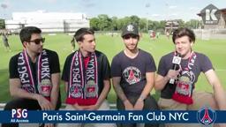 Paris St.Germain soccer Princeton NJ