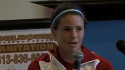 PrincetonOlympics Diana Matheson, Class of '08, women's soccer, Canada