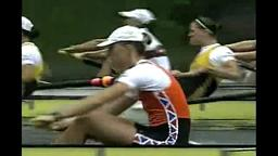 Olympic Champion Andreanne Morin (Princeton '06) Canada