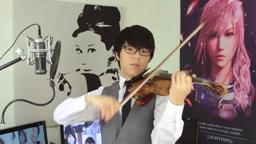 One DirectionOne Thing - Princeton Junction's Jun Sung Ahn Violin Cover