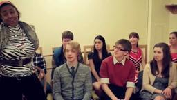 Princeton Glee Princeton Roaring 20 sketch from Spring Jam,