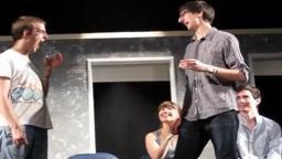 Princeton's Quipfire! Improv Comedy Plays Acronym