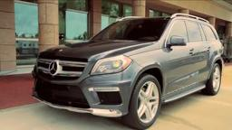 2013 GL-Class Walk Around with Roger Federer Mercedes of Princeton