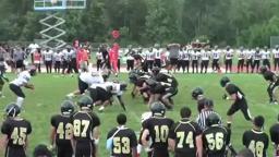 HVCHS Football vs. Hamilton West