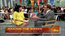 Princeton Review of Colleges.