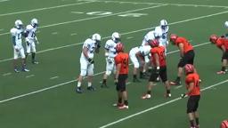 PrincetonJVFootball Matt Skowren
