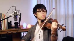 JunCurryYahn Princeton Violinist/Musician