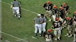 DeanCainPlayFootball at Princeton (Superman) Princeton '86