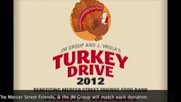 JMGroup Turkey Drive!