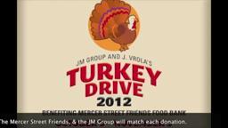JMGroup Turkey Drive!