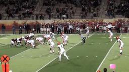 Pick 6 Bhaya Princeton Football