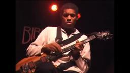 Stanley Jordan Princeton Grad World-RenownedVirtuoso Jazz