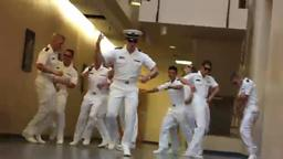 Gangnam Stye US Naval Academy