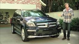 2013GL-Class Mercedes-Benz 7 Passenger Luxury S