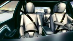 AirBags&Seatbelts Innovations by Mercedes