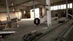 Human-Powered Freerunning Machine, with Jason Paul.