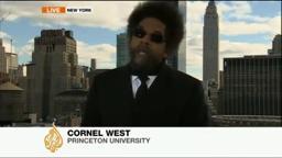 PovertyCornelWest renowned Princeton Prof blasts US 'poverty catastrophe'