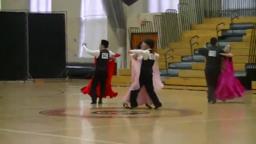 Princeton Ballroom Competition 2012 - Silver Tango