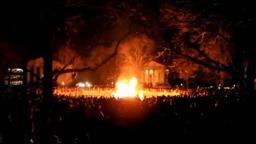 Old Nassau 2012 Bonfire Princeton