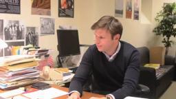 Professor Files - Florent Masse Princeton University