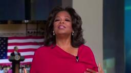 MicheleObamaOprah (Princeton '85) with Barack on Oprah