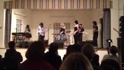 School of Rock Princeton Sandy Benefit